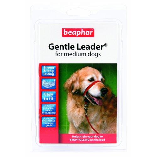 Beaphar Gentle Leader Medium Red