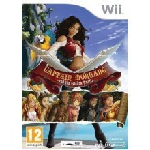 Captain Morgane and the Golden Turtle Nintendo Wii Game