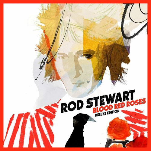 Rod Stewart - Blood Red Roses (Deluxe) [CD]