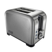 Russell Hobbs Canterbury 2-Slice Toaster - Polished Stainless Steel (22390)