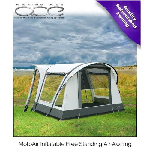 MotorAir Inflatable Camper Motorhome Awning