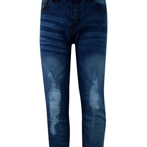 Trespass Youths Boys Perivale Canvas Trousers