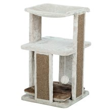 Trixie Arbre À Chat Cat Eugen Taupe/light Brown - Scratching Post Light Taupe -  trixie cat scratching post eugen light taupebrown new