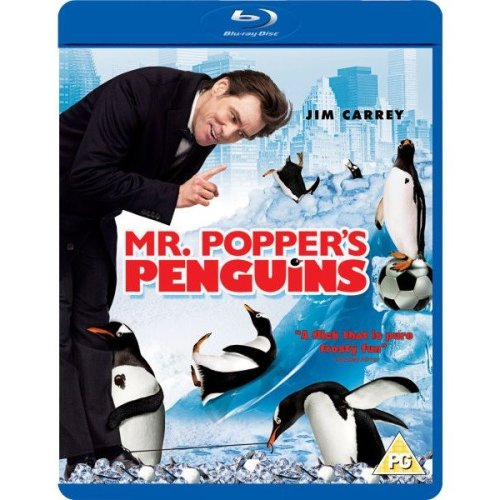 Mr. Poppers Penguins