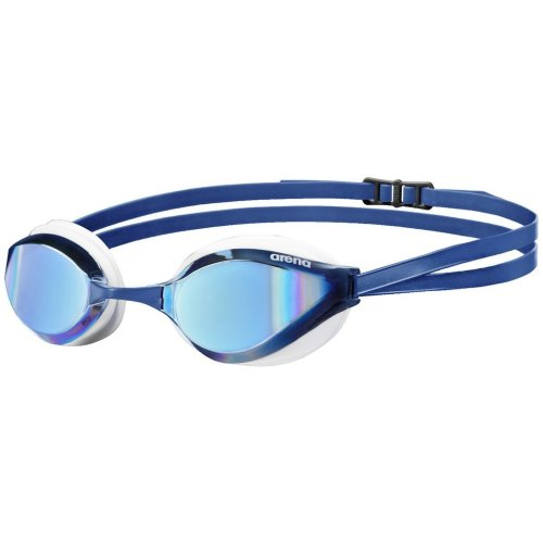 a21274e8b6a48 Arena Unisex Competition Python Mirror Swimming Goggles, Unisex, Unisex  Wettkampf Schwimmbrille Python Mirror, blue mirror/White, One Size on OnBuy