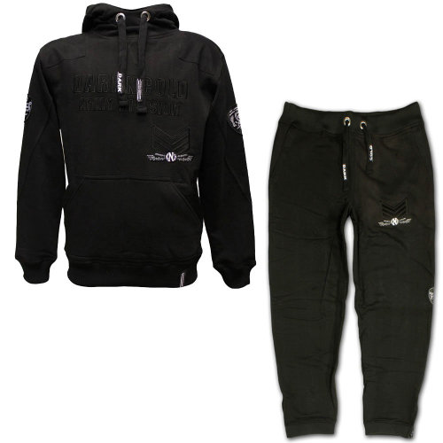 Dark n Cold Army Division Hooded Tracksuit