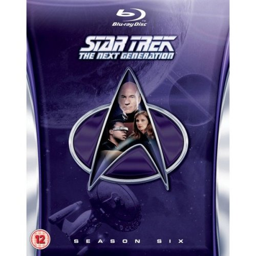 Star Trek: the Next Generation - Season 6 (remastered)