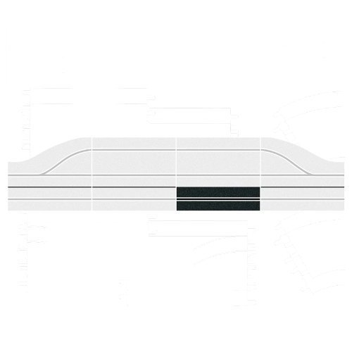 single lane track section for pit stop DIGITAL 132/124 Track - Carrera CA30341