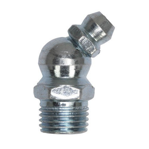 Sealey GNM10 Grease Nipple 45° 10 x 1mm Pack of 25
