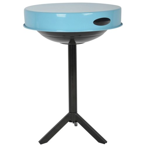Esschert Design BBQ Table Carbon Steel Blue FF251