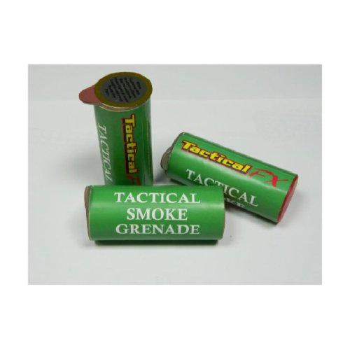 60 Second Tactical Smoke Grenade