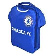 Chelsea Unisex Kit Lunch Bag, Multi-colour - Bag Official Football Fc School -  lunch kit bag official chelsea football fc school gift club box