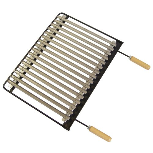 IMEX - Stainless Steel Barbecue Grill - 60 x 41cm