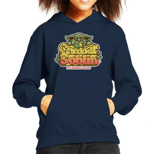 Mandy Cheddar Goblin Kid's Hooded Sweatshirt