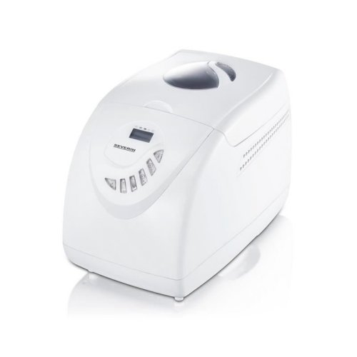 Severin BM3990 Breadmaker 1000 Grams With White Finish 3.5 Litres Output 600W