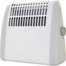 Kingavon 450W Wall Mounted Frost Watcher Compact Convecter Heater For Greenhouse/Caravan