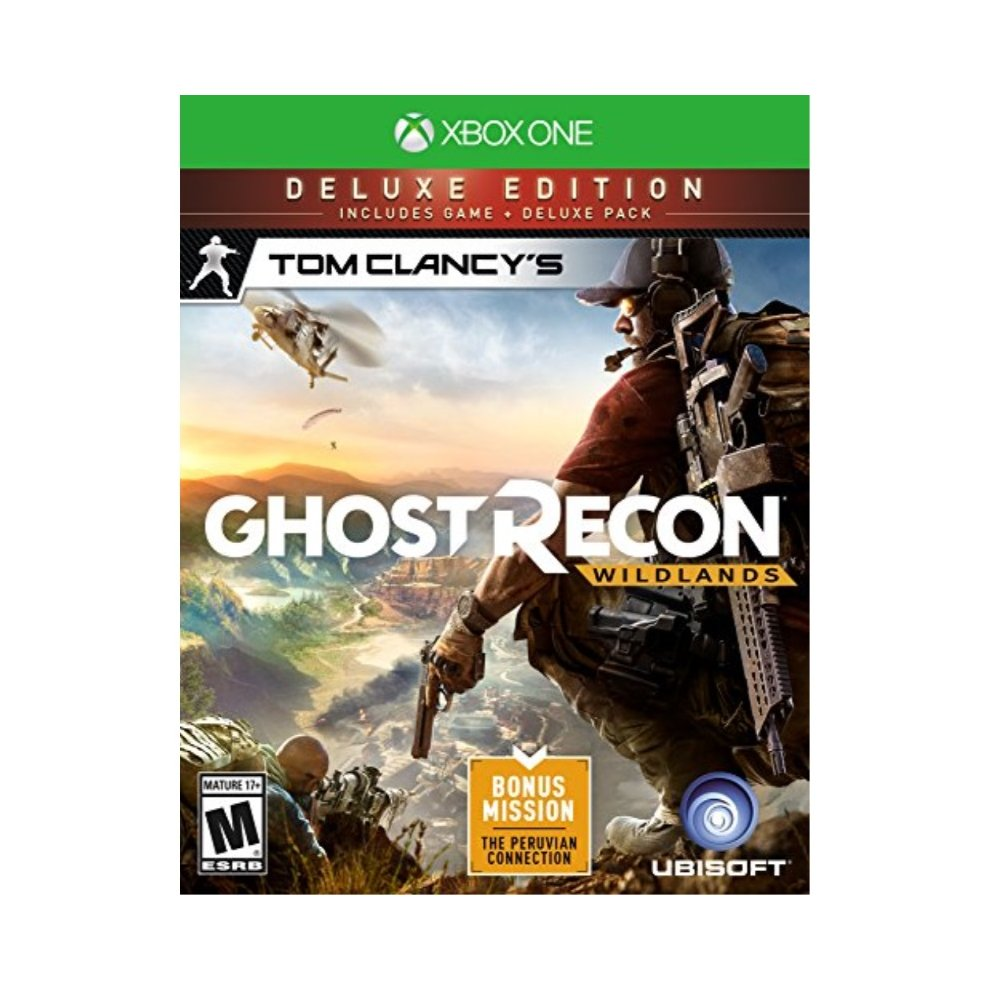 Tom Clancys Ghost Recon Wildlands Deluxe Edition - Xbox One