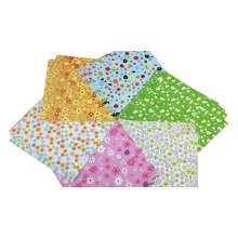 Origami Paper 15x15cm Flowers Pattern 180 Pieces