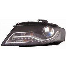 Audi A4 Mk3 3/2008-5/2012 Headlight Headlamp Passenger Side N/s