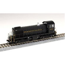 Bachmann Industries Alco S4 PRR # 8490 - DCC Ready Diesel Locomotive - HO Scale