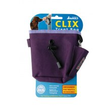 Clix Treat Bag Purple Sgl