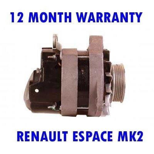 RENAULT ESPACE MK2 MK II 2.0 2.2 1991 1992 1993-1996 STARTER MOTOR