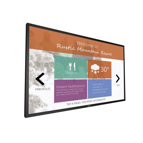 Philips Signage Solutions Multi-Touch Display 65BDL3051T/00