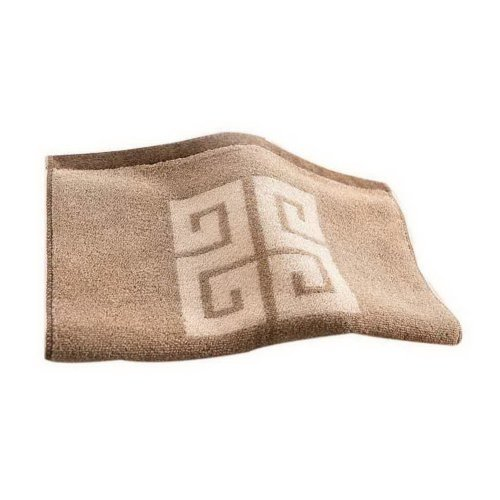 Thickening Cotton Face Towels Hotel Couple Towel Home Wash Jacquard Towel, Khaki