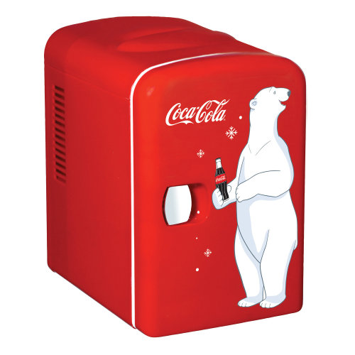 Koolatron KWC4 Coca Cola Personal Fridge