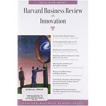 """Harvard Business Review on Innovation (""""harvard Business Review"""" Paperback)"""
