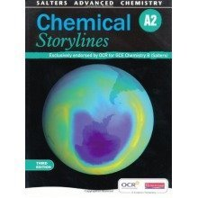 Salters Advanced Chemistry: A2 Chemical Storylines, 3rd Edition