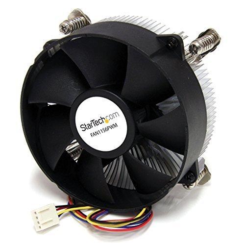 StarTech com 95mm CPU Cooler Fan with Heatsink for Socket LGA1156 1155 FAN1156PWM