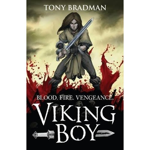 Viking Boy - Tony Bradman