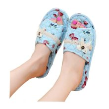 Beautiful Fruit Pattern Style Slippers/Lovely Student Cotton Slippers