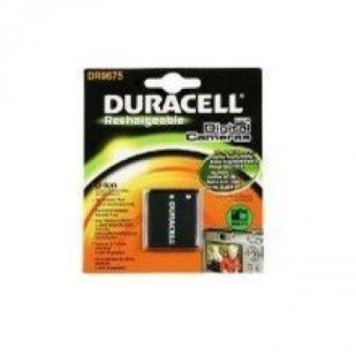 Duracell Digital Camera Battery 3.7v 770mAh Lithium-Ion (Li-Ion) 770mAh 3.7V rechargeable battery