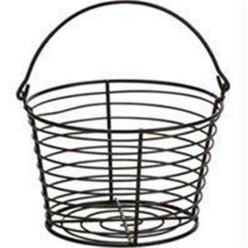 Miller Mfg Co Inc P-Little Giant Egg Basket- Black Small