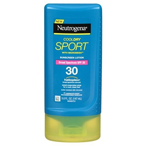 Neutrogena Cool Dry Sport Spf 30 Lotion 5 Ounce 145Ml 2 Pack