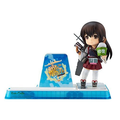 Pulchra Kantai Collection: Kancolle: Akagi Figure with Smartphone Stand