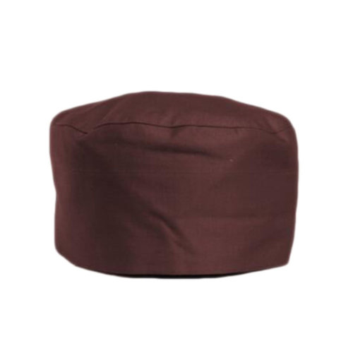 Japanese Fashion Cook Hats Hotel Cafe Flat Hat Adjustable Chef Hats-Coffee