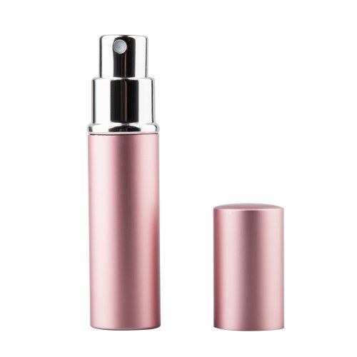 TRIXES 5ml Travel Atomiser Spray Bottle Pink