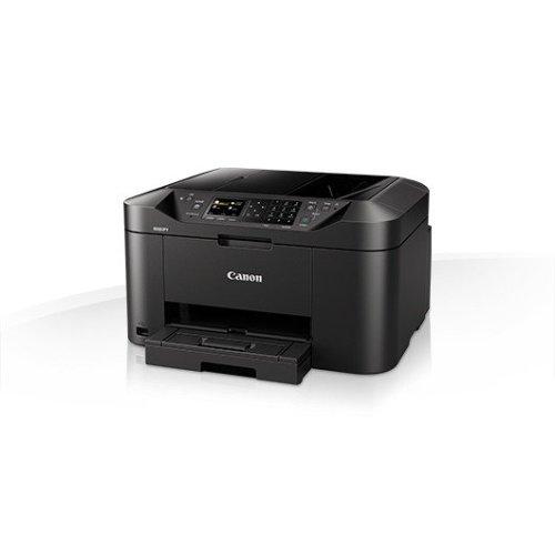 Canon Maxify Mb2155 600 X 1200dpi Inkjet A4 Wi-fi Black Multifunctional