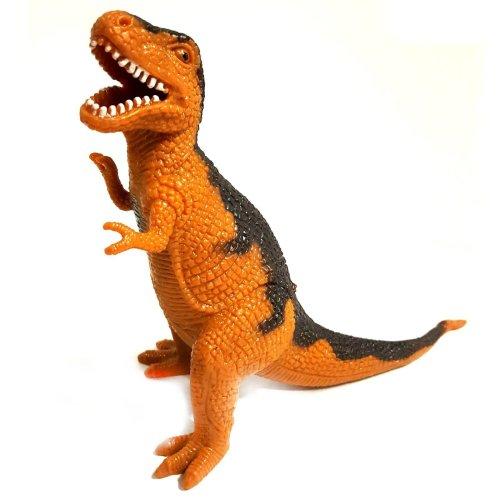 20cm Stretchy Squashy Dinosaur Toy - Fidget Stress Sensory Toy Autism ADHD