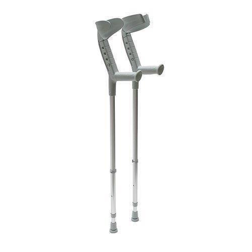 Progress Double Adjustable Elbow Open/Closed Cuff Crutches