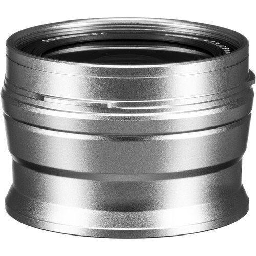 FUJI WCL-X100 II Silver Wide Conversion Lens