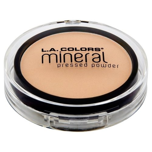 LA Colors Mineral Pressed Powder Fair 7.5g CMP302